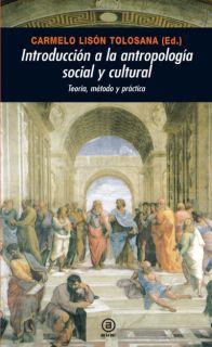 INT. A LA ANTROPOLOGIA SOCIAL Y CULTURAL