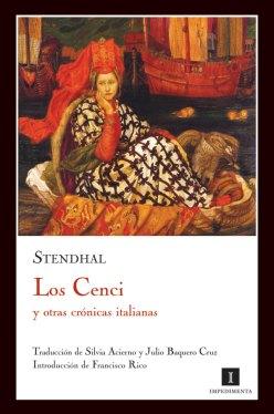 Los Cenci  y otras crónicas italianas