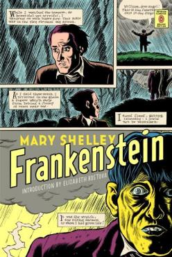 Frankenstein- (Penguin Classics Deluxe Edition)