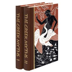 The Greek Myths, Volumes I and II (The Folio Society Slipcased Edition) Hardcover